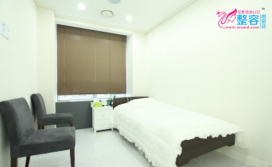 韩国必当归整形医院入院室