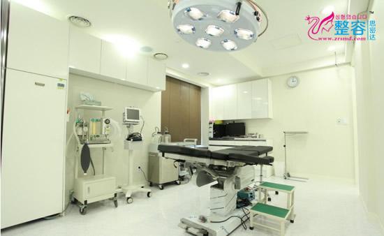 韩国必当归整形医院手术室
