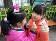 小学生化妆 警惕皮肤发炎
