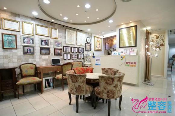 韩国克里姆特整形外科大厅