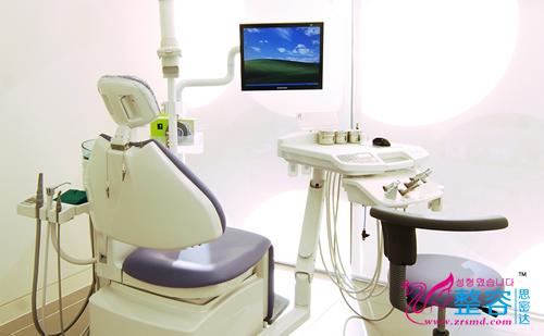韩国Newface医院牙科诊疗室