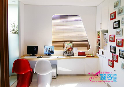 韩国秀齿科医院休闲室
