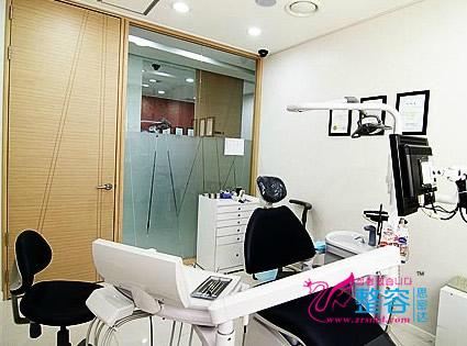 韩国秀齿科医院治疗室