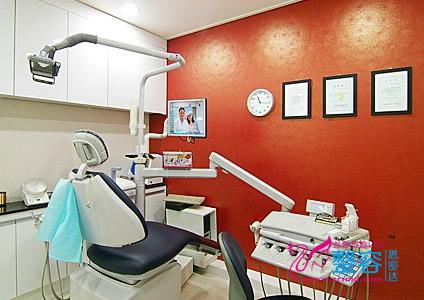 韩国秀齿科医院治疗室2