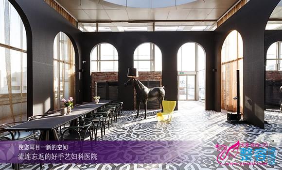韩国好手艺妇科私密整形医院大厅
