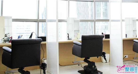 韩国多娜整形外科头皮美容室