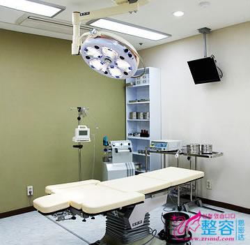 韩国毛尚毛发移植医院手术室