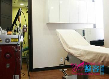 韩国丽优美皮肤科治疗室