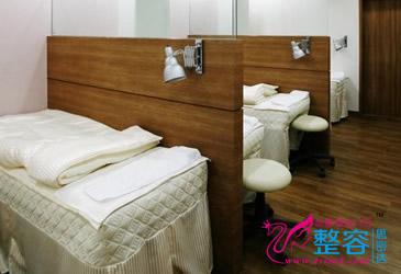 韩国丽优美皮肤科美容室
