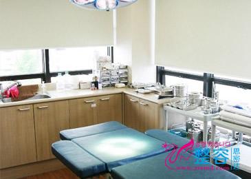 韩国丽优美皮肤科手术室